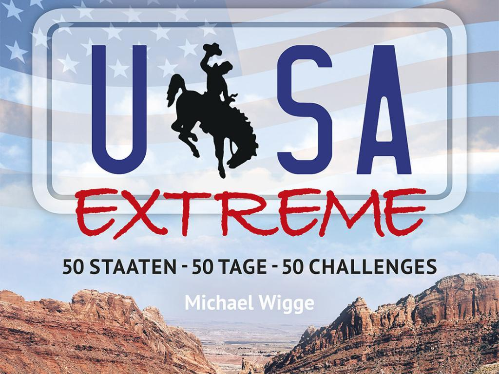 USA Extreme: 50 States of Wigge